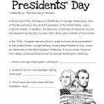 Presidents Day Worksheets   Best Coloring Pages For Kids   Free Printable Presidents Day Worksheets