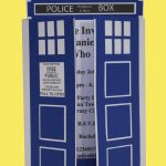 Print Yourself Invites. $8.00 Perfect Any Dr Who Fan #drwho   Doctor Who Party Invitations Printable Free