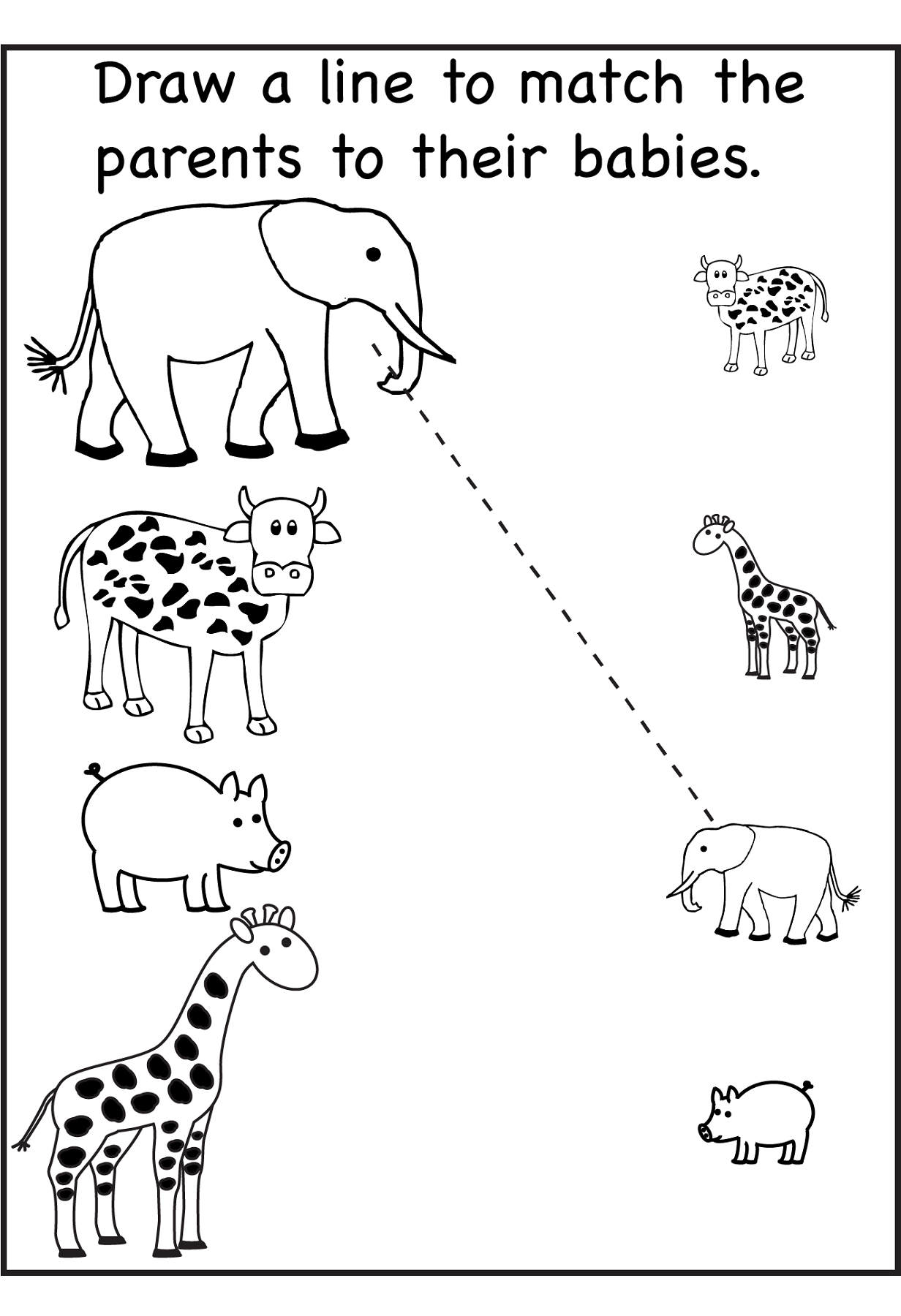 Printable Activity Sheets For Kids | Kids Worksheets Printable - Free Printable Activity Sheets For Kids