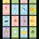 Printable Alphabet Flash Cards   Free Printable Alphabet Flash Cards