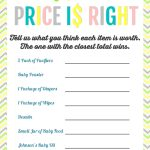 Printable Baby Shower Games | Baby Shower | Baby Shower Printables   Free Printable Templates For Baby Shower Games