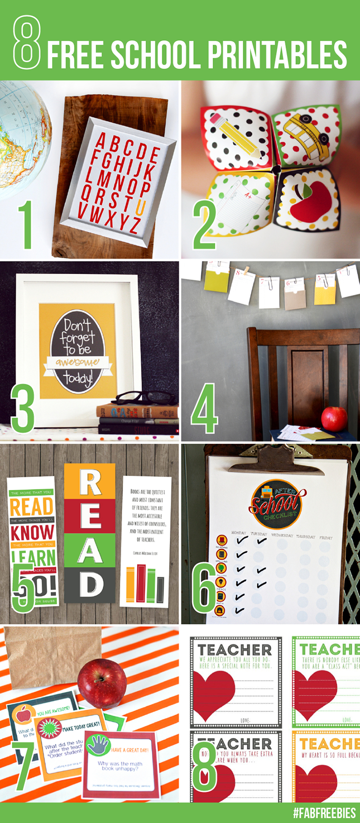 Printable Back To School Bookmarks - Free Printable Back To School Bookmarks