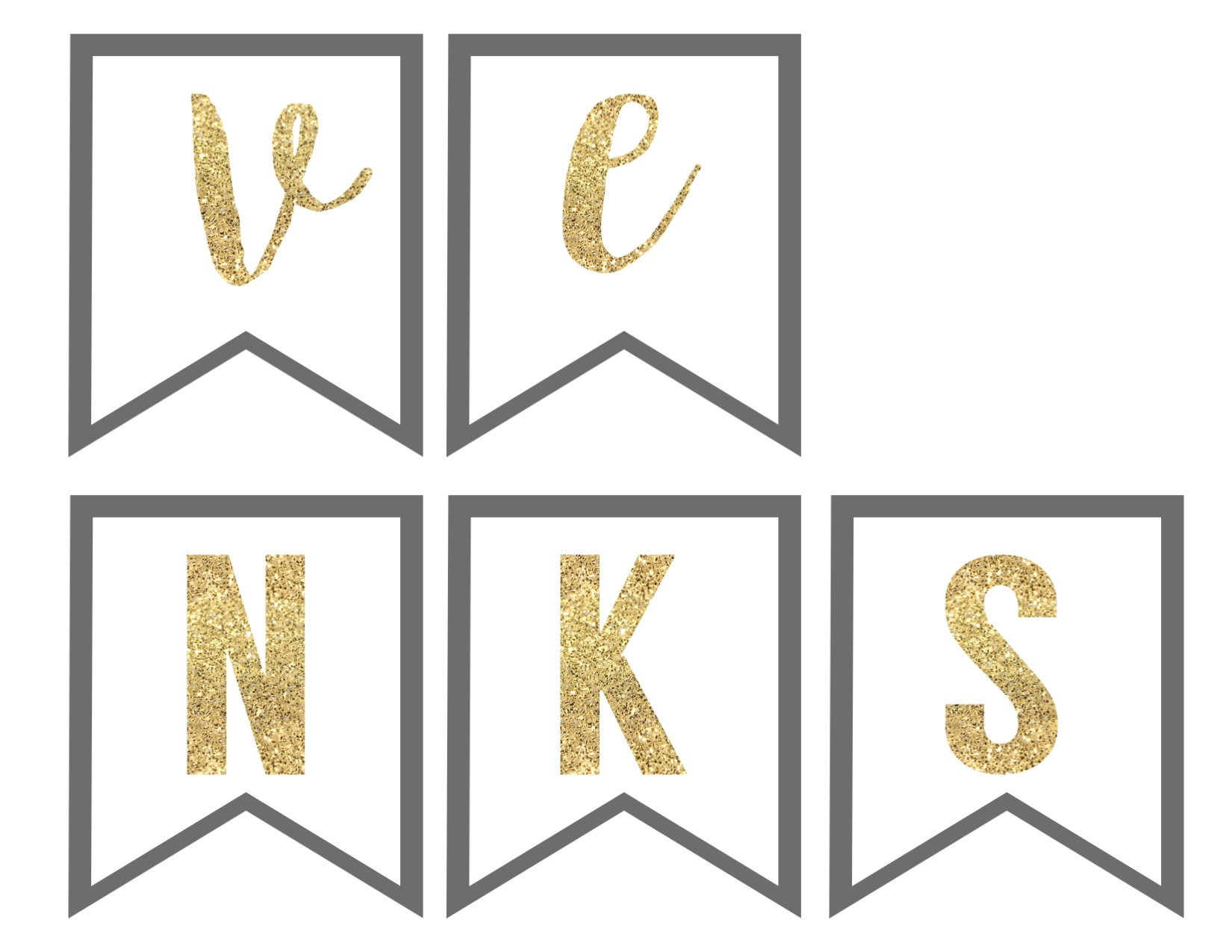 Printable Banners For Thanksgiving – Happy Easter & Thanksgiving 2018 - Free Printable Happy Thanksgiving Banner