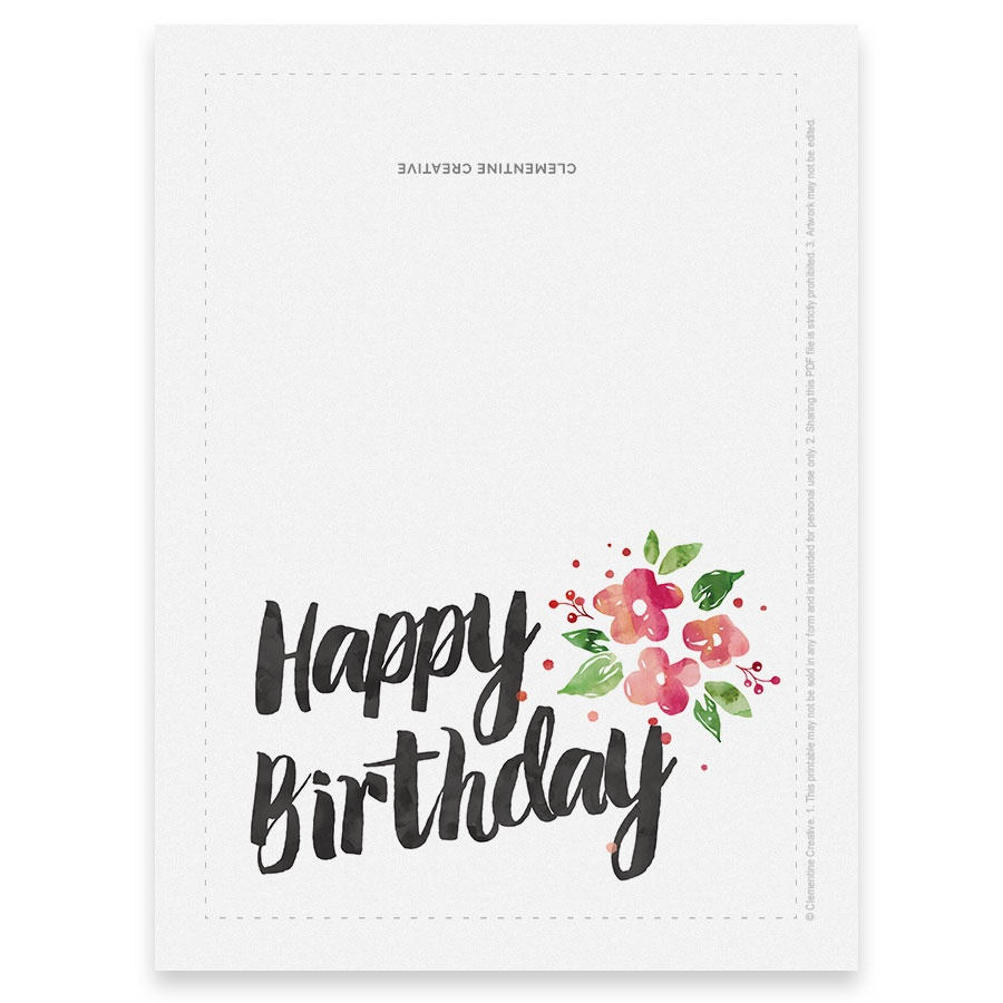 Printable Birthday Cards For Mom — Birthday Invitation Examples - Free Printable Birthday Cards For Mom From Son