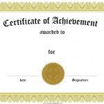 Printable Blank Certificate   Tutlin.psstech.co   Free Printable Blank Certificate Templates