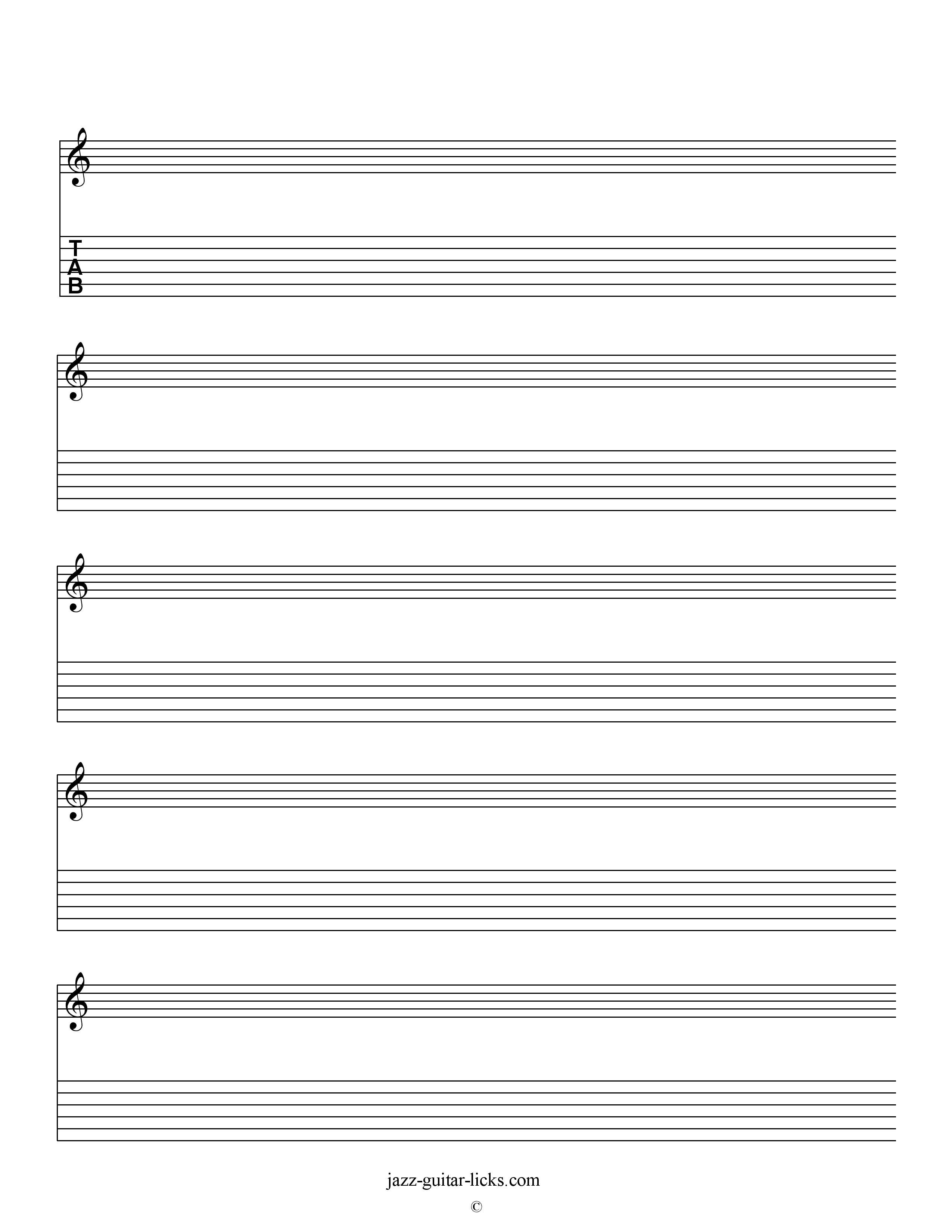 Printable Blank Music Sheets - Demir.iso-Consulting.co - Free Printable Staff Paper Blank Sheet Music Net