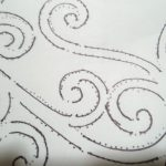 Printable Continuous Line Quilting Patterns | Easy Free Motion   Free Printable Quilting Stencils