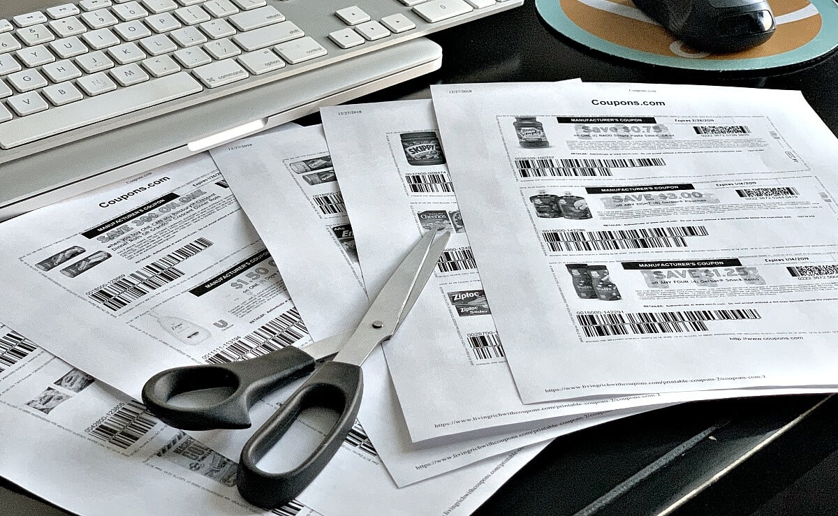 Printable Coupons 2019 | Living Rich With Coupons®Living Rich With - Free Printable Coupons Without Downloading Coupon Printer