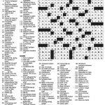 Printable Crossword Dictionary ÀŽfire Sign〠  New York Times Crossword Printable Free