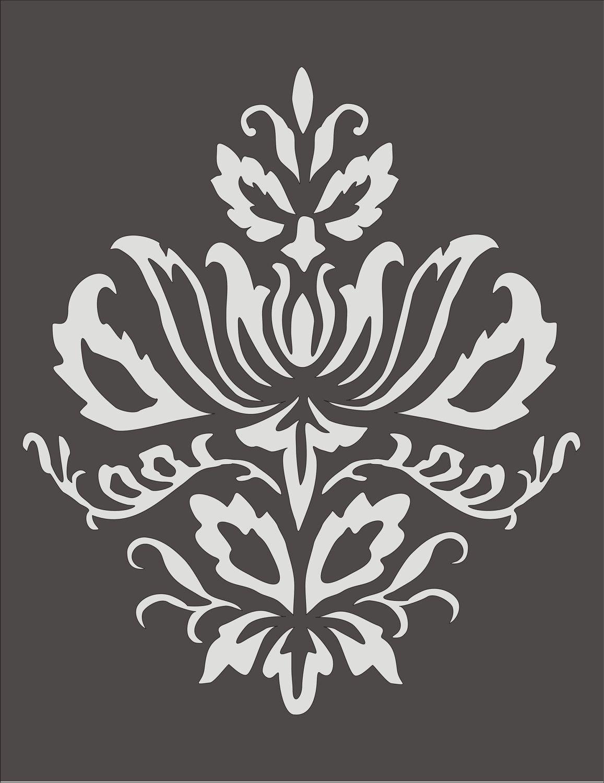 Printable Damask Stencil Damask Stencil Printable | Architecture - Damask Stencil Printable Free