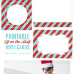 Printable Elf On The Shelf Note Cards | Simple As That Blog | Elf On   Free Printable Elf On The Shelf Notes