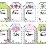 Printable Gift Tags Customized Free Printable Gift Tags Personalized   Printable Gift Tags Customized Free