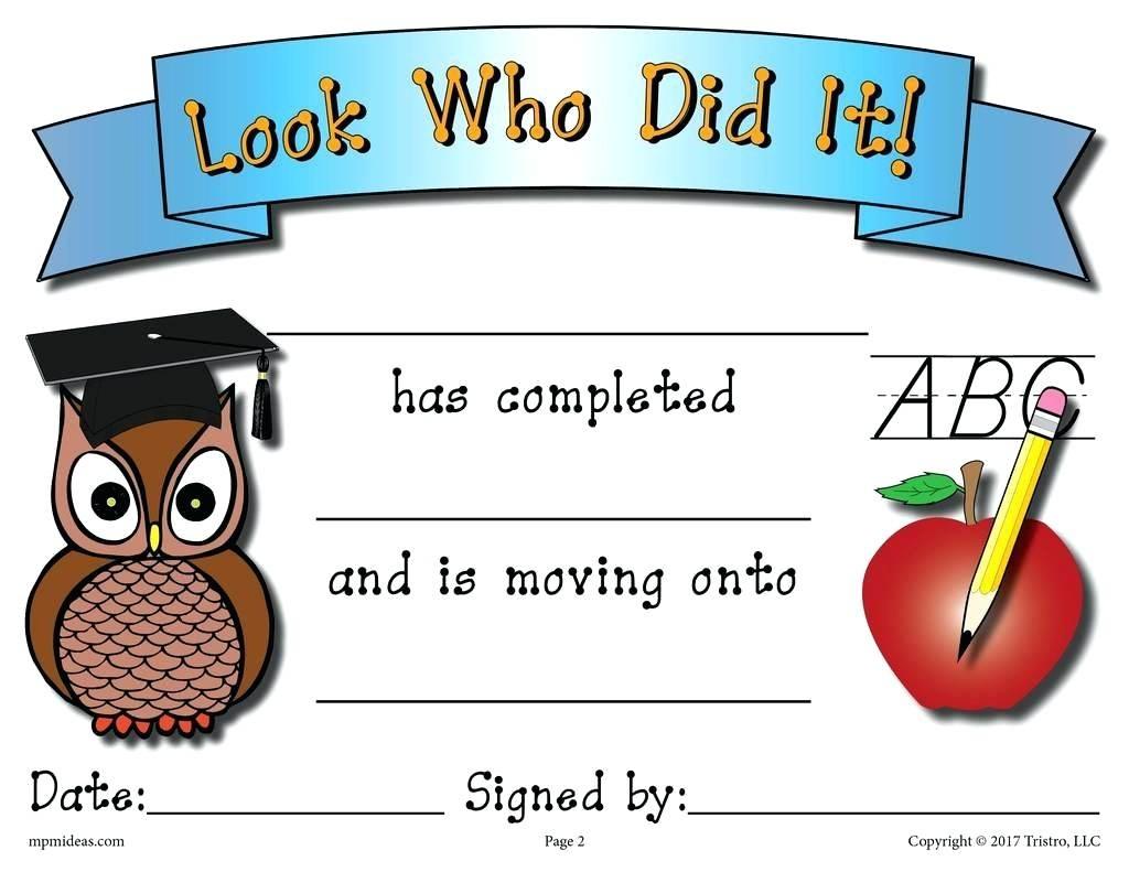 Printable Graduation Certificates Free Printable Graduation - Preschool Graduation Diploma Free Printable