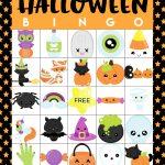 Printable Halloween Bingo Cards   Happiness Is Homemade   Free Printable Halloween Bingo