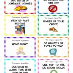 Printable Kid Coupons   Free Printable Coupon Templates