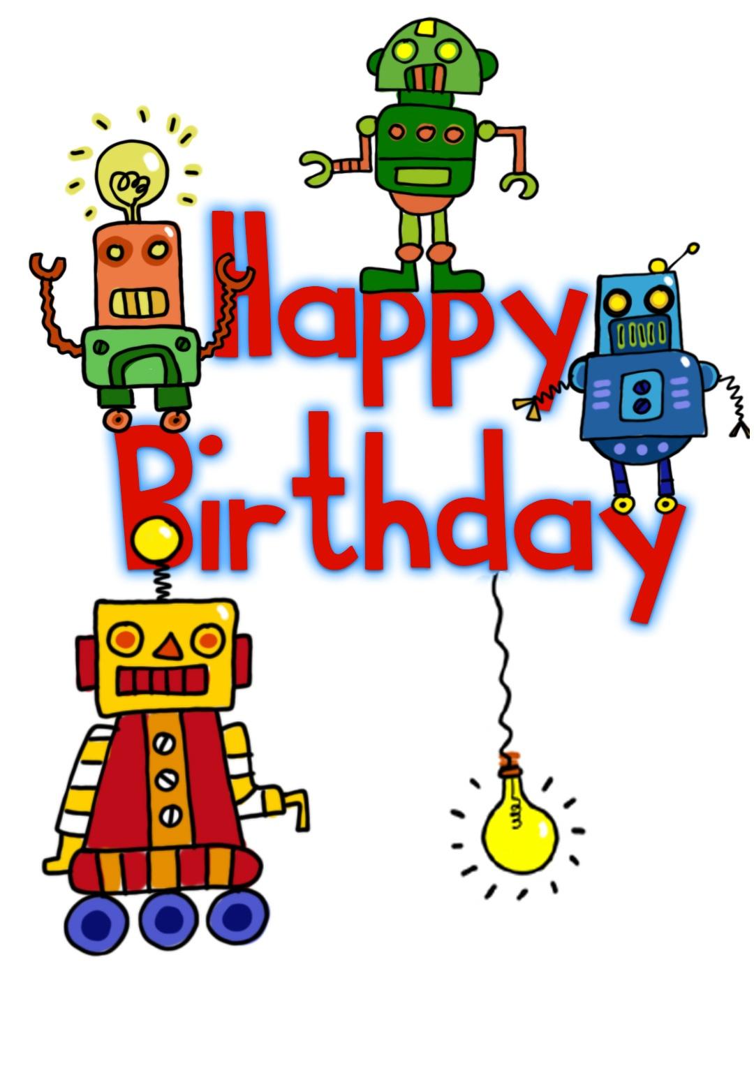Printable Kids Birthday Card - Demir.iso-Consulting.co - Free Printable Kids Birthday Cards Boys
