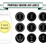 Printable Labels For Jars   Kaza.psstech.co   Free Printable Mason Jar Labels Template