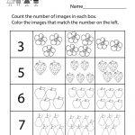Printable Numbers Worksheet   Free Kindergarten Math Worksheet For Kids   Free Printable Number Worksheets For Kindergarten