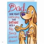 Printable ~ Page 81 Of 126 ~ Birthday Design Collections   Free Printable Birthday Cards For Dad