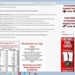 Printable Parlay Cards   Free Printable Football Parlay Cards