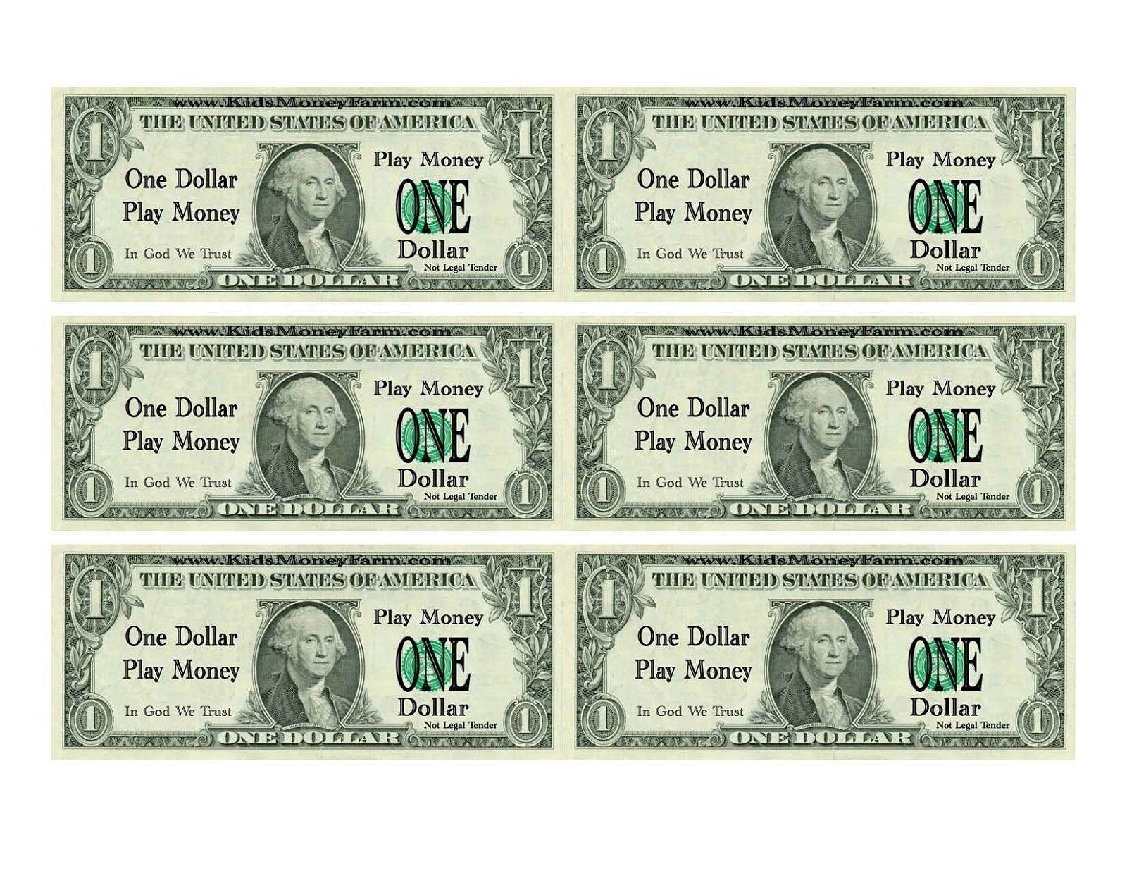 Printable Play Money For Kids | Printable | Printable Play Money - Free Printable Canadian Play Money For Kids