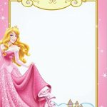 Printable Princess Invitation Card | Party Planning In 2019   Free Printable Princess Invitation Cards