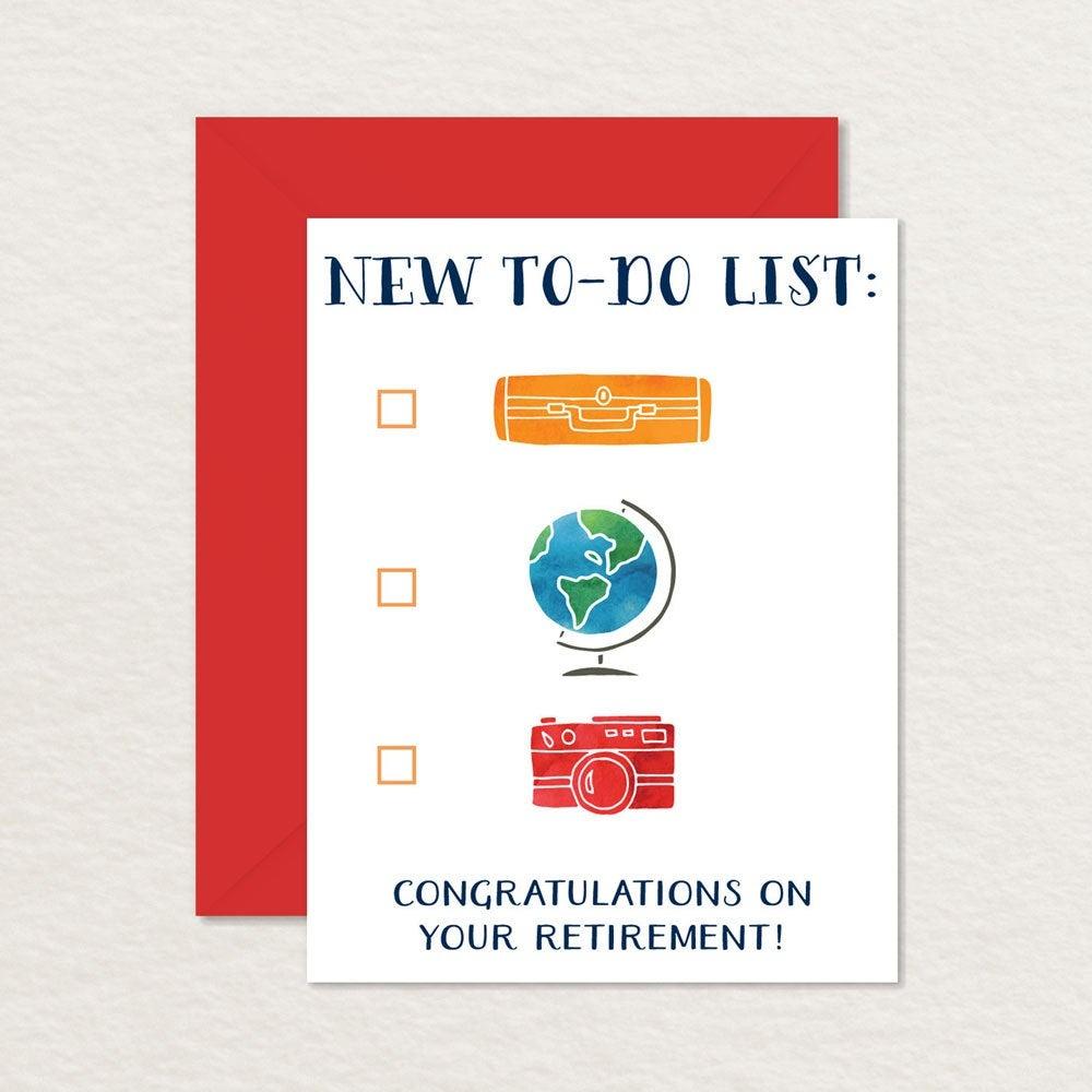Printable Retirement Card / Congratulations Retirement   Etsy - Free Printable Retirement Cards
