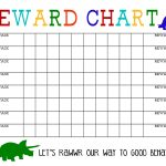 Printable Reward Chart For Kids   Demir.iso Consulting.co   Free Printable Reward Charts