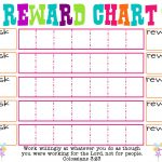 Printable Reward Chart | Printables | Reward Chart Kids, Kids   Free Printable Incentive Charts For Students