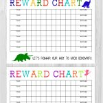 Printable Reward Chart | Share Today's Craft And Diy Ideas | Reward   Free Printable Incentive Charts For Students