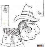 Printable Scarecrow Patterns | Aussie Pumpkin Patch: Mr Scarecrow's   Free Scarecrow Template Printable