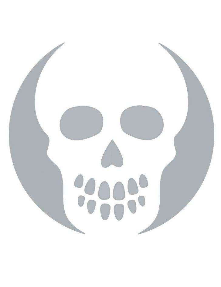 Skull Stencils Free Printable