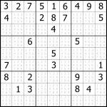 Printable Sudoku Free   Part 4   Sudoku 16X16 Printable Free