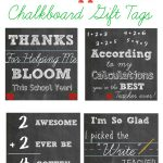 Printable Teacher Gift Tags   Free Printable Tags   Free Printable Name Tags For Teachers