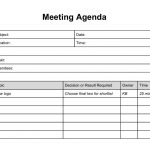 Printable Template Of Meeting Minutes | Long Does It Take The   Meeting Minutes Template Free Printable