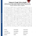 Printable Worksheets   Free Printable Health Worksheets For Middle School