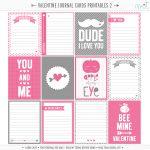 Printables | Misstiina   Free Printable Personal Cards