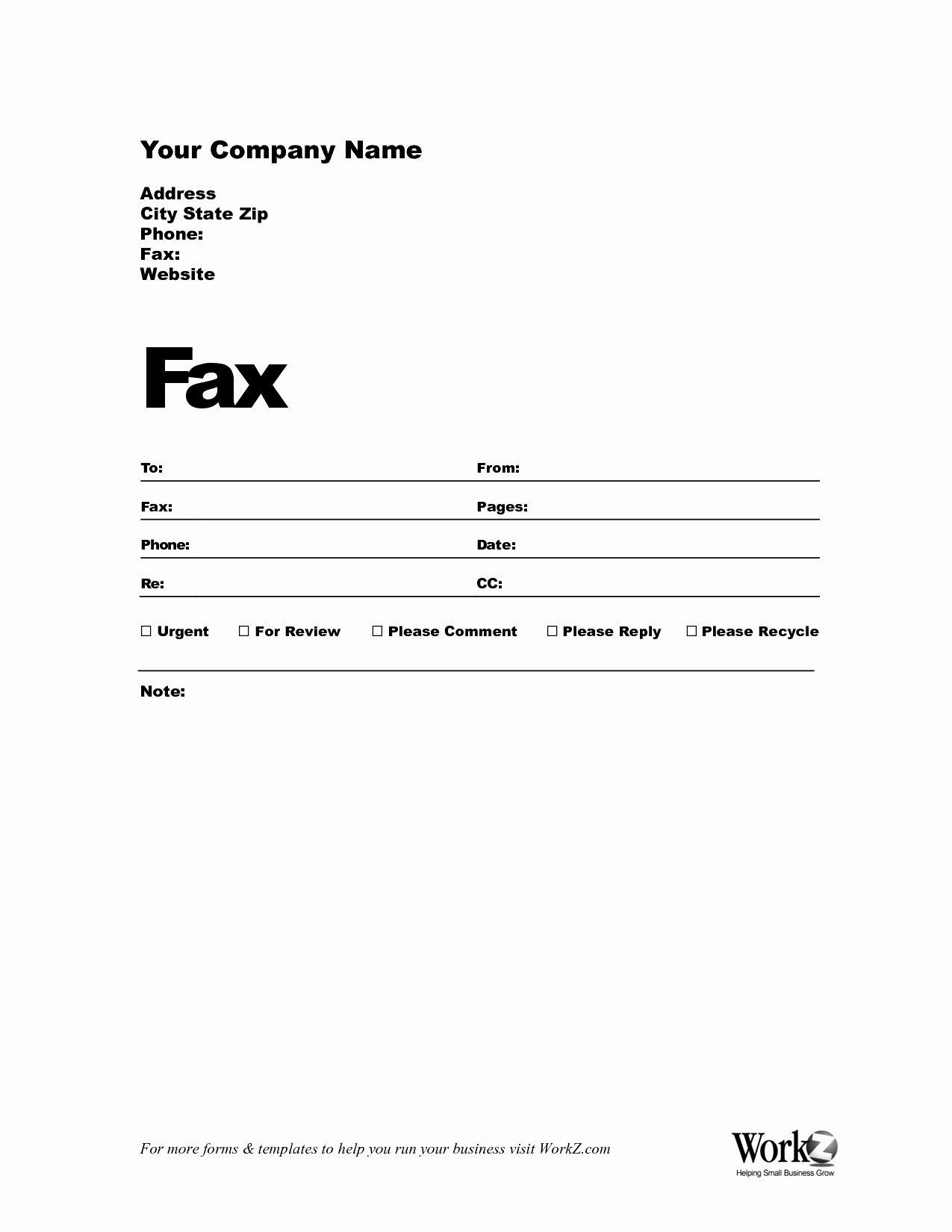 Professional Fax Cover Sheet Pdf Elegant Download 57 Fax Cover Page - Free Printable Fax Cover Sheet Pdf