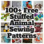 P>Stitch A Fun Softie For A Little One With Our Collection Of 100+   Free Printable Stuffed Animal Patterns