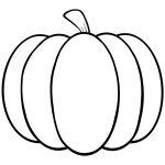 Pumpkin Coloring Sheet | Coloring Page | Pumpkin Coloring Pages   Free Printable Pumpkin Coloring Pages