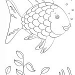 Rainbow Fish Coloring Page | Free Printable Coloring Pages   Free Printable Fish Coloring Pages