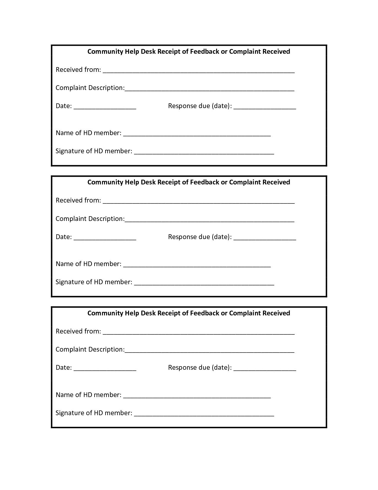 Receipt Book Template Doc Cakepins | Recipes | Receipt Template - Free Printable Receipt Template
