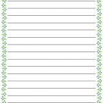 Regular Lined Free Printable Stationery For Kids, Regular Lined Free   Free Printable Writing Paper With Borders