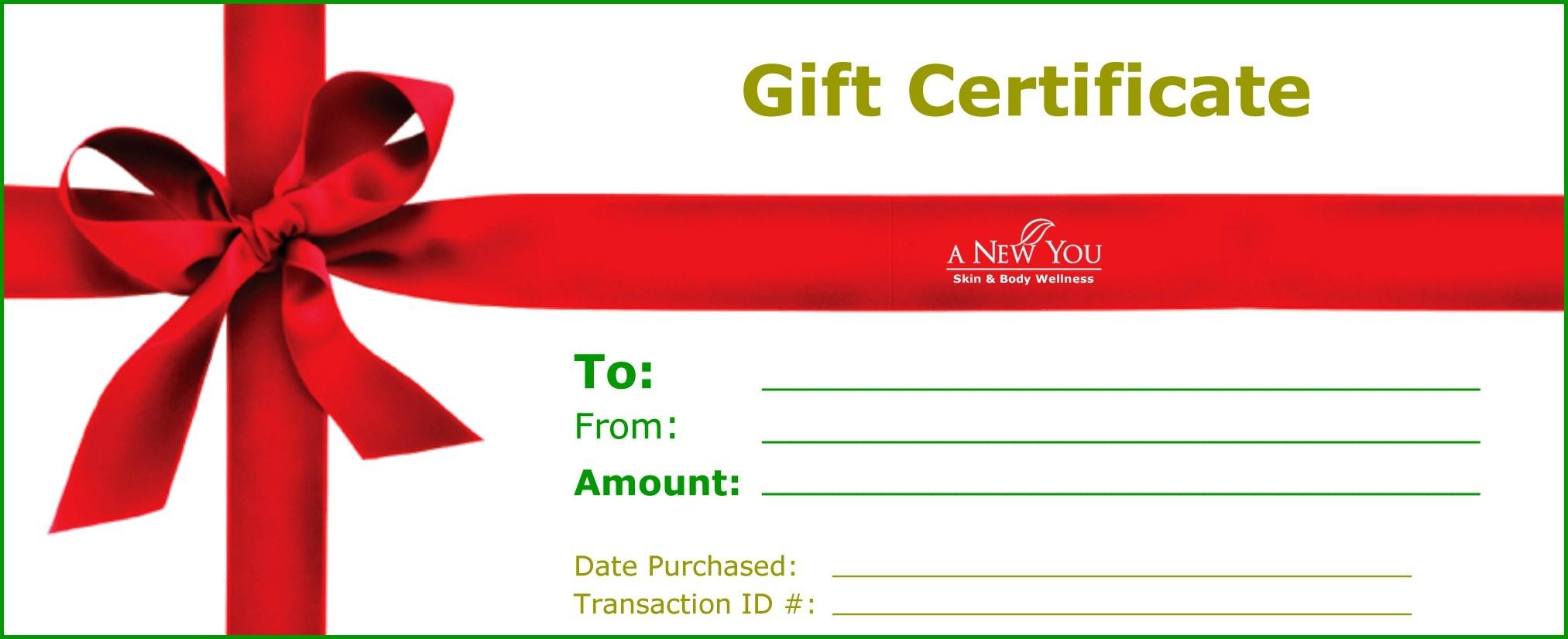Restaurant Gift Certificates Printing | Print Gift Vouchers Online - Free Printable Gift Vouchers Uk