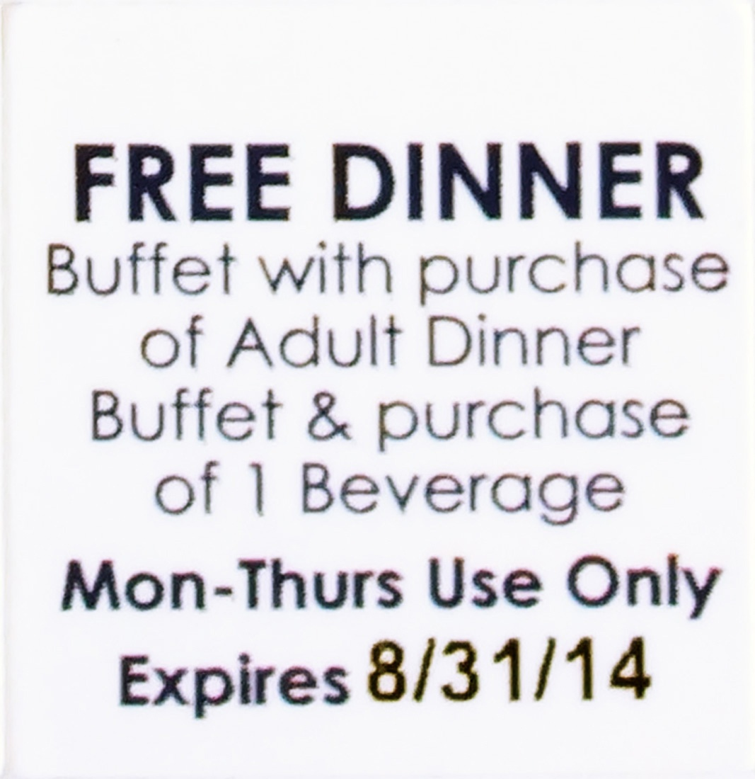 Ruby Electronics: - Old Country Buffet Printable Coupons Buy One Get One Free