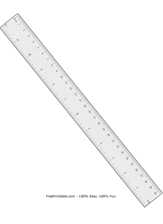 Rulers To Print For Free   Recent Headlines Steve Harvey Morning - Free Printable Ruler