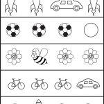 Same Or Different Worksheets For Toddler   Kids Worksheets Printable   Free Printable Toddler Worksheets