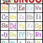 Sassy Sanctuary: Abc's Bingo  Free Printable!   Free Printable Alphabet Board Games