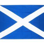 Scotland Flag Colors. Bandera De Escocia Dibujo Para Colorear   Free Printable Scottish Flag