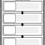 Sequence Graphic Organizer Template. The Very Busy Spider Story   Free Printable Sequence Of Events Graphic Organizer
